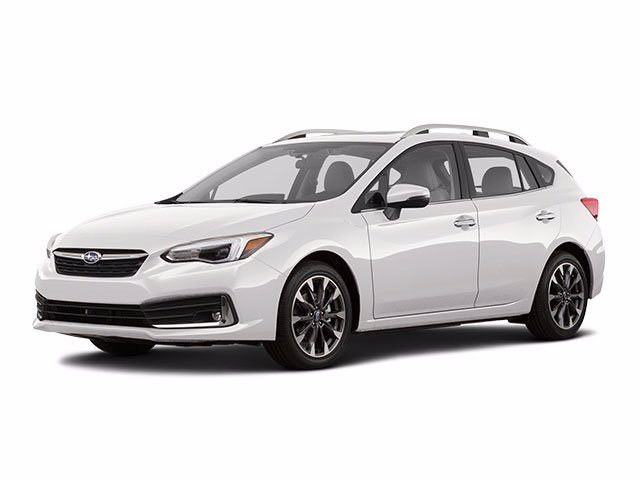 Lokey Vw Service >> Pre-Owned 2020 Subaru Impreza Limited 4D Hatchback in ...