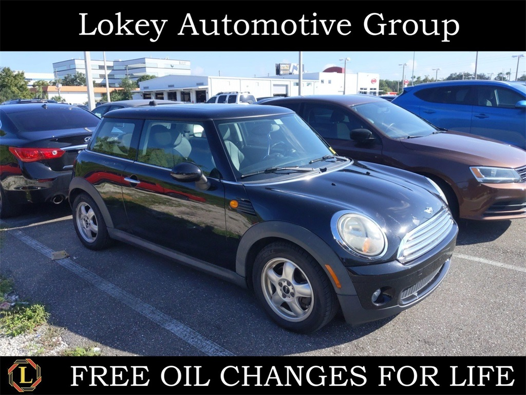 Pre-Owned 2009 MINI Cooper Base
